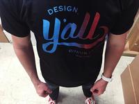 Design, y'all