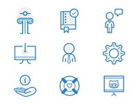 Github Services Icons