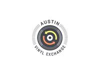 Austin Vinyl Exchange Logo