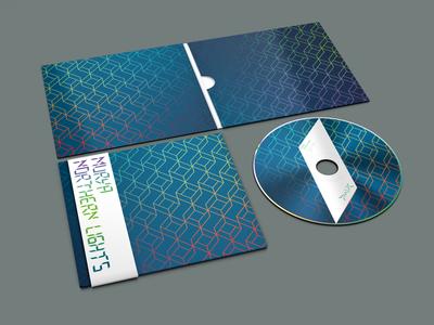 Dyadik >Murya — Northern Lights< album artwork (shot 2)