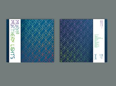 Dyadik >Murya — Northern Lights< album artwork (shot 3)