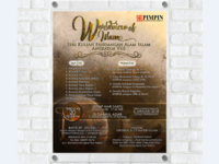 Worldview Lecture Event Poster