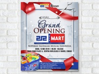 Grand Opening Poster Banner