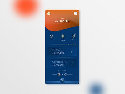 BRI bankingapp bank app banking ui design ux  ui ux uiux uidesign ui