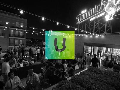 Undercurrent u logo experience design event network undercurrent