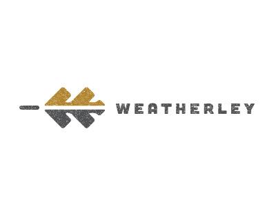Weatherley logo leaf weatherley