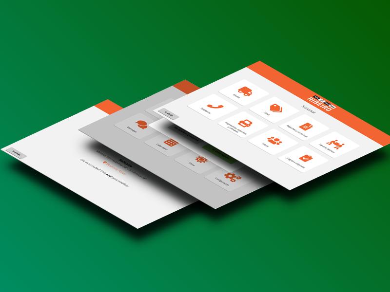 App for retail material design materialdesign flat tablet app ui design visual design ux  ui uxui ux design uxdesign ux ui design uidesign illustrator