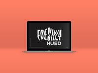HUED - Pitch Deck Design