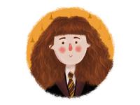 Hermione fanart
