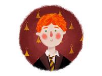Ron Weasley fanart