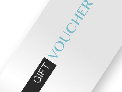 Gift Voucher for Criu Video Production affinitydesigner clean white voucher promo promotional design design simplicity clean design branding criu