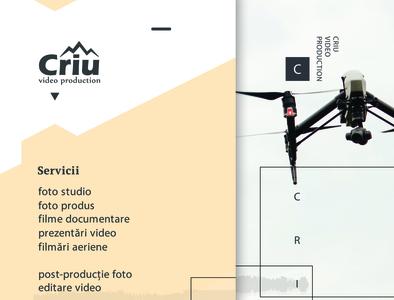 pliant v2 criu video production vector icon illustration design branding logo criu flyers