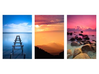 The Secret of Great Gradient nature color palette natural design ui colors gradient