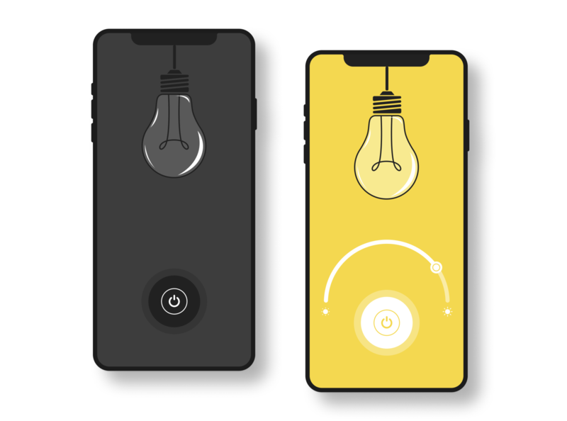 Daily UI  #15 - On/Off Switch