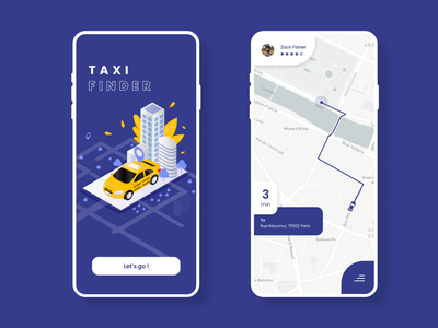 Daily UI #29 - Map driver app uber taxi user experience navigation mobile design illustration ux location app location tracker taxi app tracking app uidesign ui mobile app mobileui map dailyuichallenge dailyui 029 dailyui