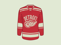 Hockeytown, Detroit