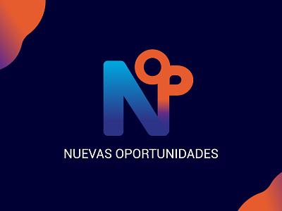 LOGO DESIGN: NOP freelance branding graphic design logo