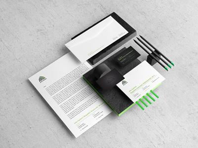 Rebranding For Alto system 2020 postcard envelope design letterhead businesscard poznan studio thbest top logofirmypolaska polska brandingowa agencja rebranding graphic design branding branding agency