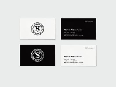 Szewczyna branding studio tożsamość marki graphic design 2019 poznań agencja reklamowa poznan logo illustration business card branding efs branding agency
