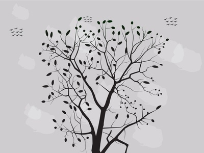 Tree illustraion