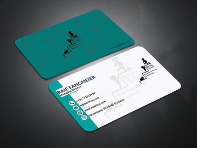 fill cover business card 2x white web standard simple professional print ready official modern design modern magagine logo landscape green graphic flyer design creative business card blue black