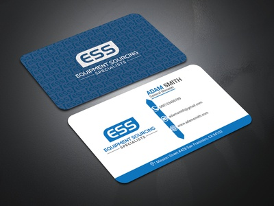 Business card design template white web standard simple professional print ready official modern design modern magagine logo landscape green graphic flyer design creative business card blue black