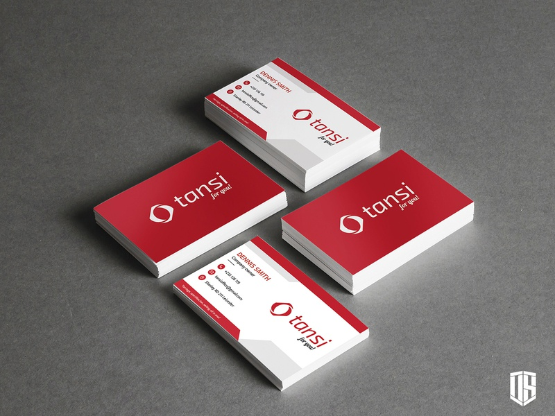 "Business card ""tansi"""