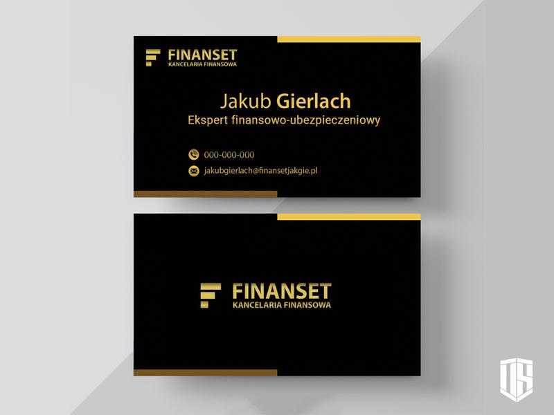 Business card Finanset