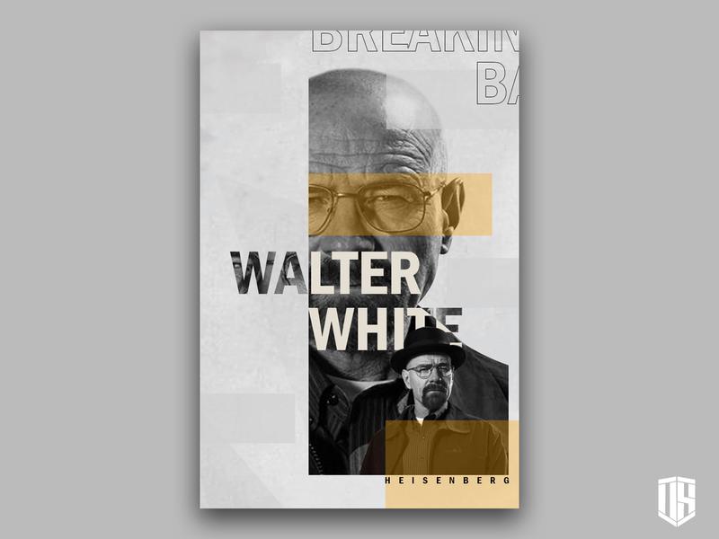 Walter White Poster