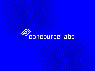 Concourse Labs Logo Design digital vssl agency brand design tech security logo security cloud branding design logo