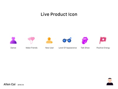Live Product Icon