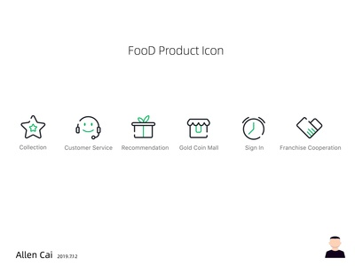 Food Pruduct Icon