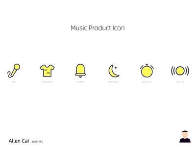 Music Product Icon