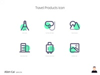 Travel Product Icon