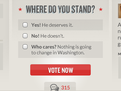 Inline Poll