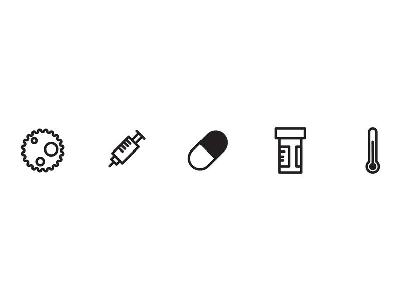Medical Icon vector icons medical design icon design icon set icon