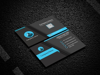business card graphicdesign business cards brochure creative card flyer bifold animation business card design