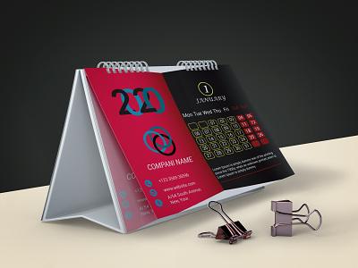 Calendar design, creative year calendar design calender corporatecalendar creativecalendar moderncalendar wallcalendar deskcalendar2020 calendar2020