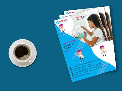 Flyer business card bifold brochure animation designermehadi design flyers design flyer artwork flyer design flyers graphicdesign creative flyer