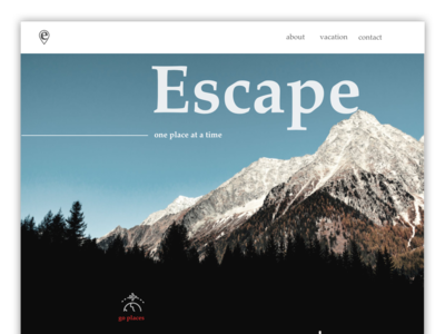 Escape Website