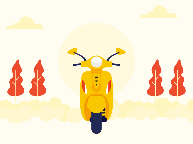 Scooter/Bike