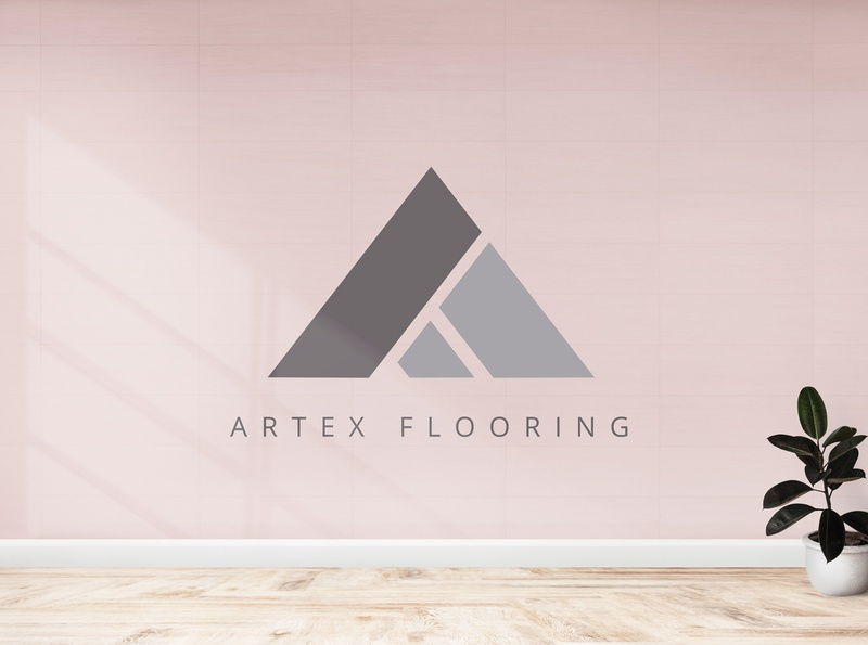 "Logo Design for ""ARTEX FLOORING"" graphic graphic design branding flooring minimalist logo logotype logo design logo"