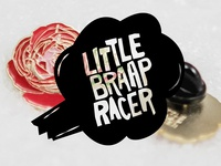 Final Little Braap Racer logo