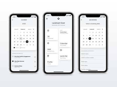 Venues App Dashboard