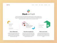 Futrli   Slack Integration Page