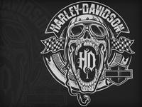 Harley-Davidson Crest