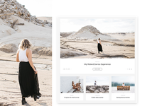 Rima - Personal Blog WordPress Theme