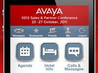 Avaya Mobile Site