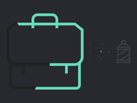 Ascreen. Icon