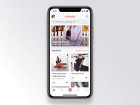 List your item form design mercari visual design mobile app ui ios